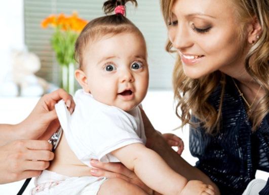 Аллергия у малыша: первые действия