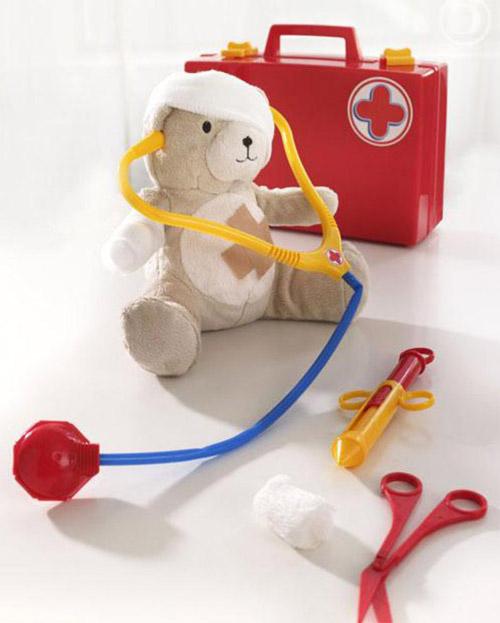 Аптечка для ребенка с атопическим дерматитом.