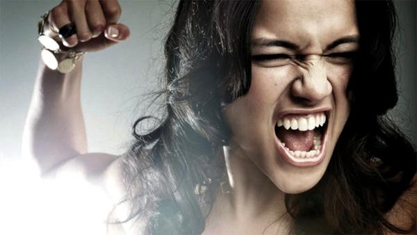 Злость превращается…