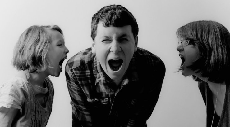 Если ребенок кричит, как вести диалог?